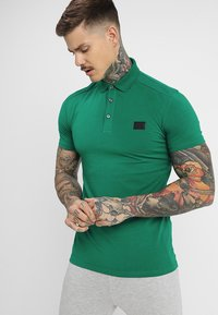 Antony Morato - SPORT PLAQUETTE - Polo shirt - verde - 0