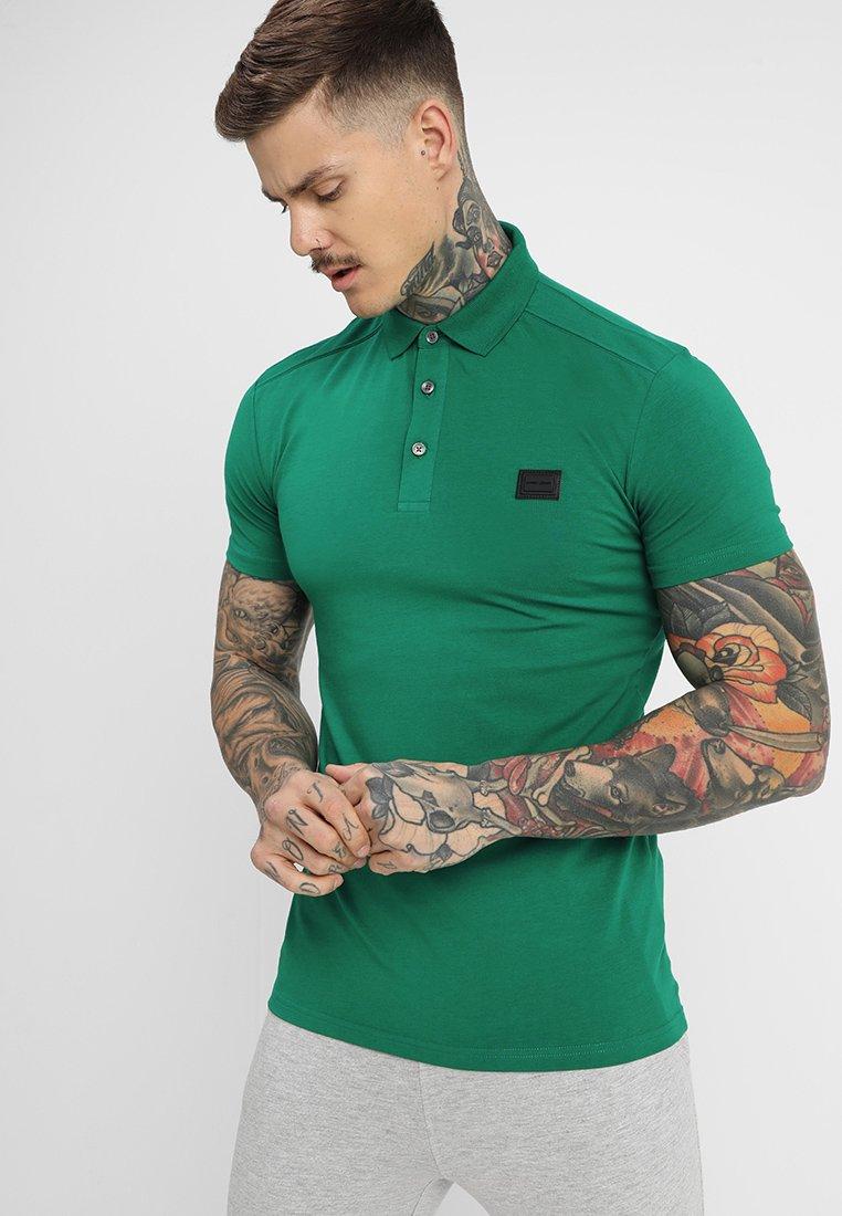Antony Morato - SPORT PLAQUETTE - Polo shirt - verde