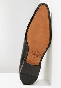 Brett & Sons - Smart lace-ups - insis noir - 4