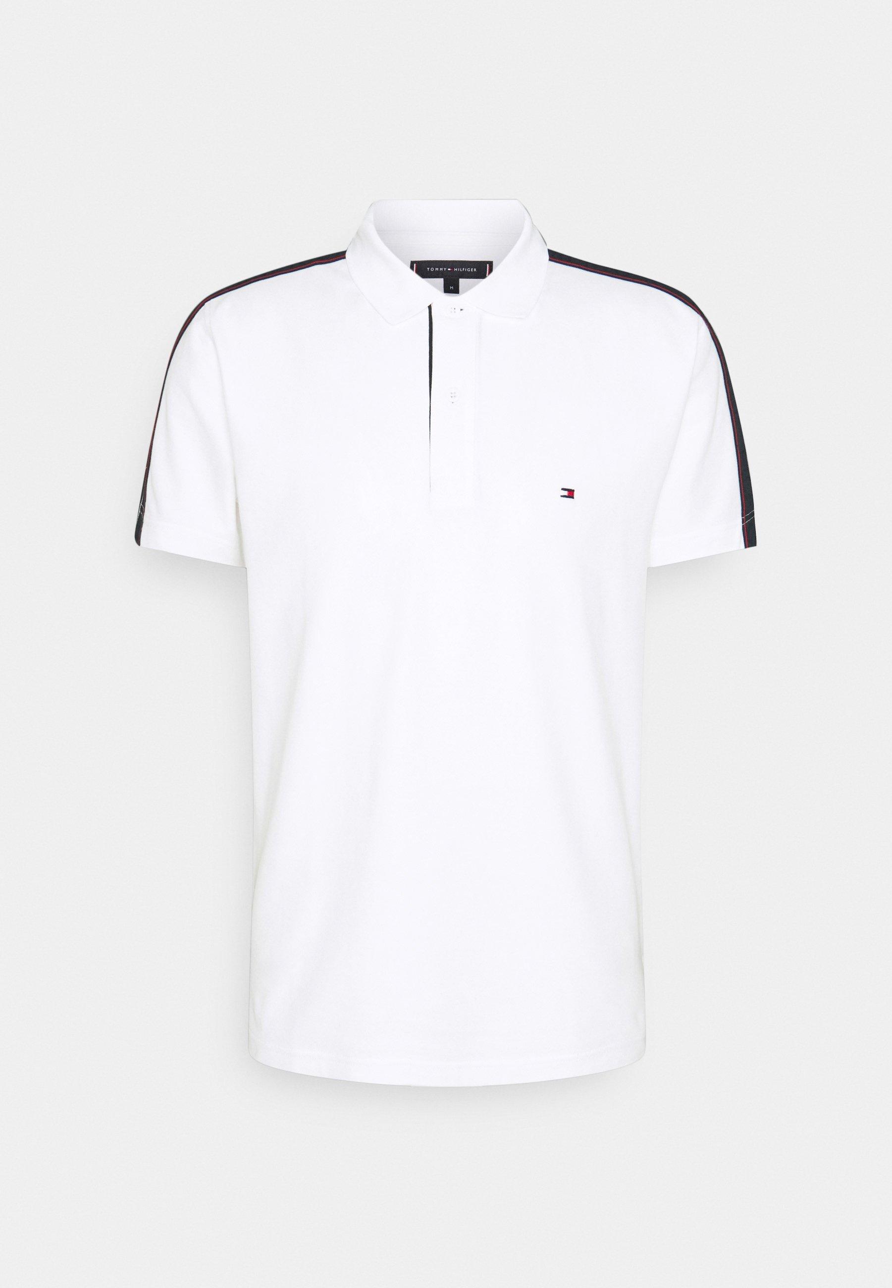 Men CLEAN SLEEVE TAPE REGULAR - Polo shirt