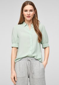 QS by s.Oliver - Button-down blouse - mint - 0