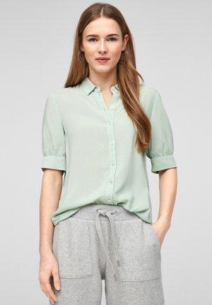 Overhemdblouse - mint