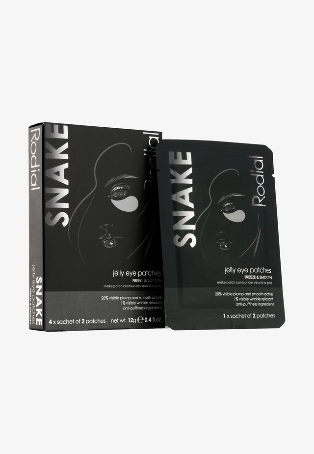 SNAKE JELLY EYE PATCHES BOX - Skincare set - -