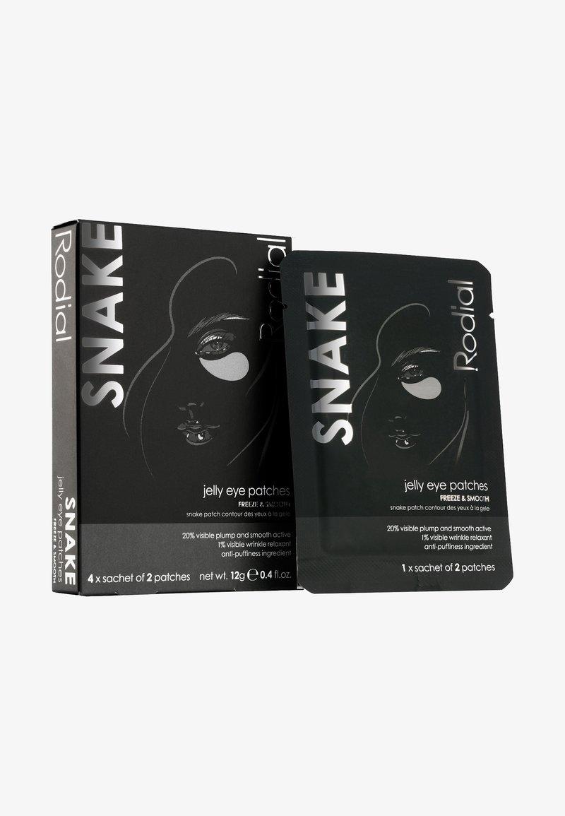 Rodial - SNAKE JELLY EYE PATCHES BOX - Skincare set - -