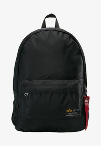 Alpha Industries - CREW BACKPACK - Plecak - black - 6