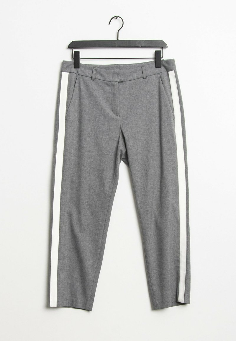 s.Oliver BLACK LABEL - Trousers - grey