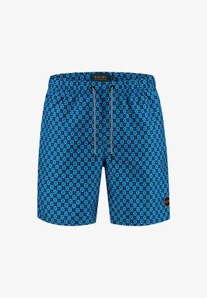 Shorts da mare - blue pond