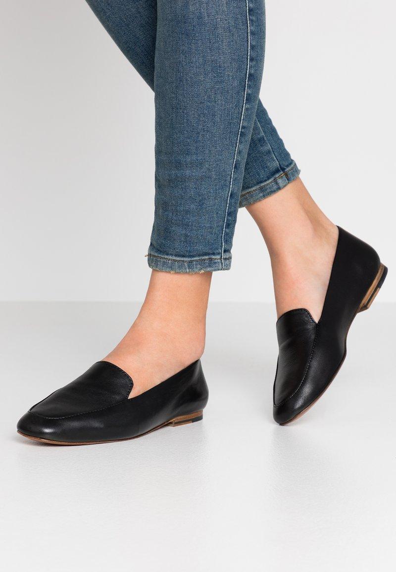 Minelli - Nazouvací boty - noir