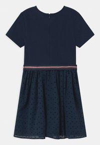 Tommy Hilfiger - COMBI - Žerzejové šaty - blue - 1