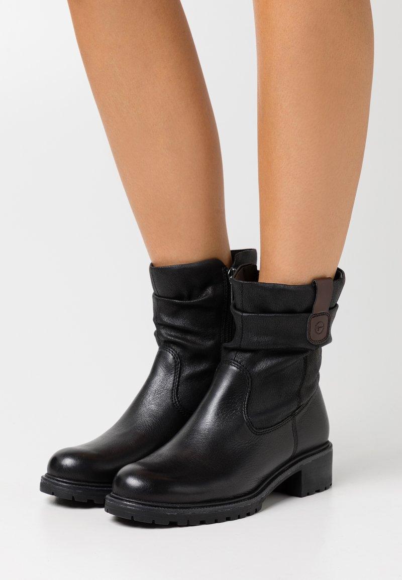 Tamaris - Classic ankle boots - black