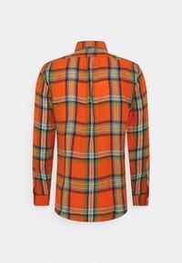 Polo Ralph Lauren - PLAID - Shirt - orange/blue - 7