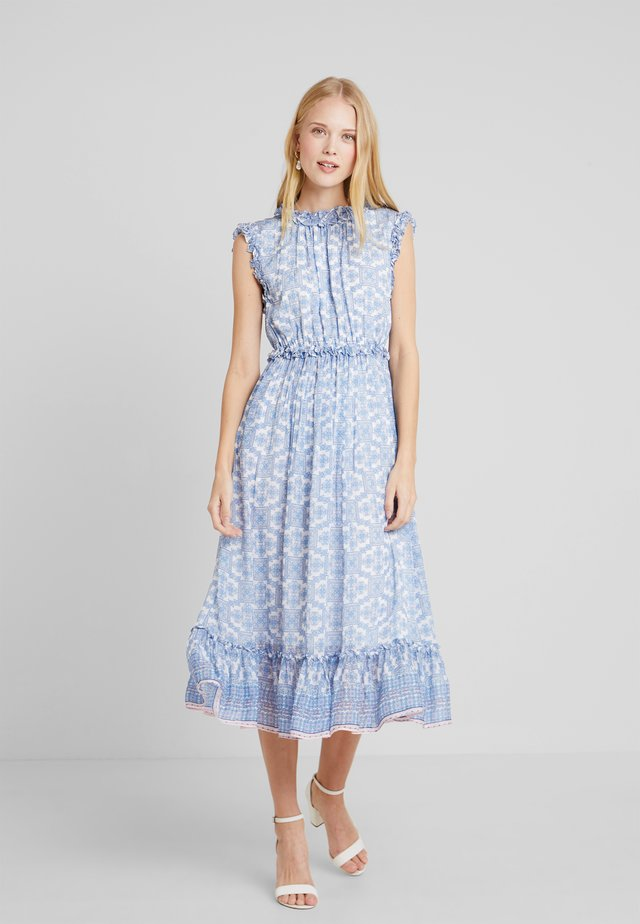 AVELINE DRESS - Vestido informal - ocean breeze