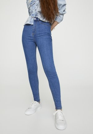Jeggings - blue