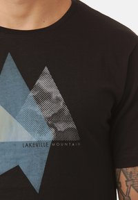 Lakeville Mountain - OTAVI - Print T-shirt - black - 2