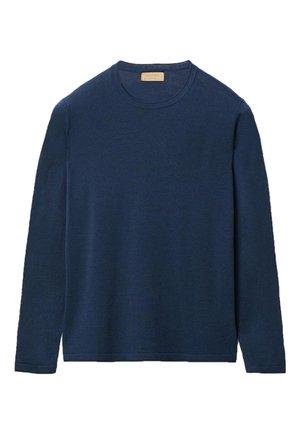 Sweatshirts - blau - 8590 - blu fondale
