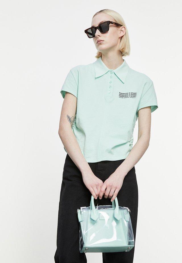 Koszulka polo - mint