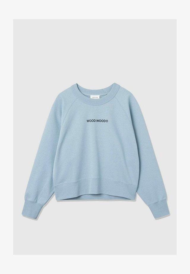 HOPE - Sweatshirt - dusty blue