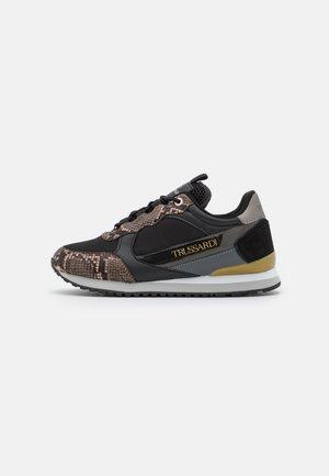 TULIP - Sneakersy niskie - black