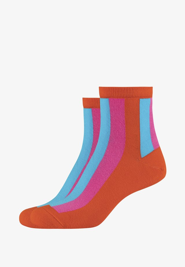 2ER-PACK  - Socks - vibrant orange