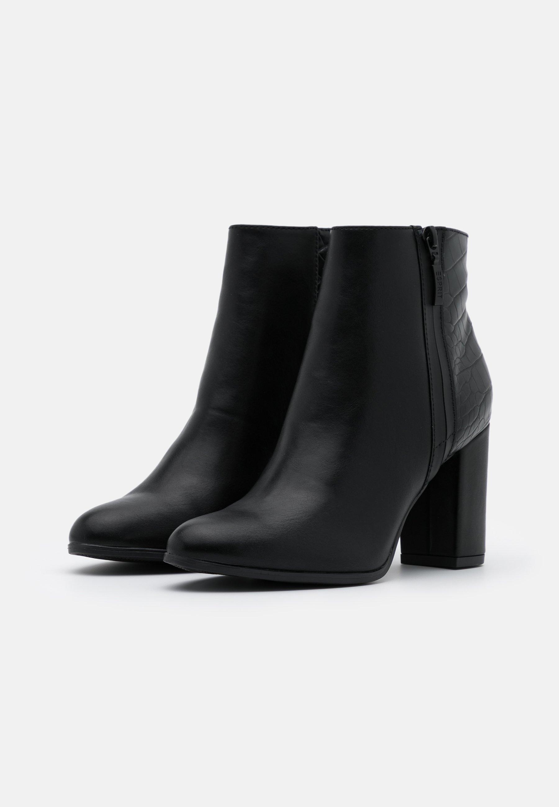 Esprit VERONA  High Heel Stiefelette black/schwarz