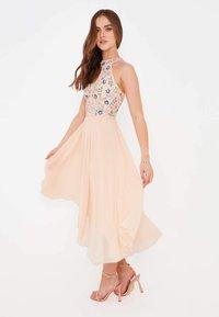 BEAUUT - RILEY   - Cocktail dress / Party dress - nude - 4