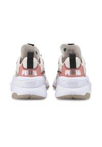 Puma - RISE EXTRAVAGANZA  - Trainers - marshmallow-pale khaki - 5