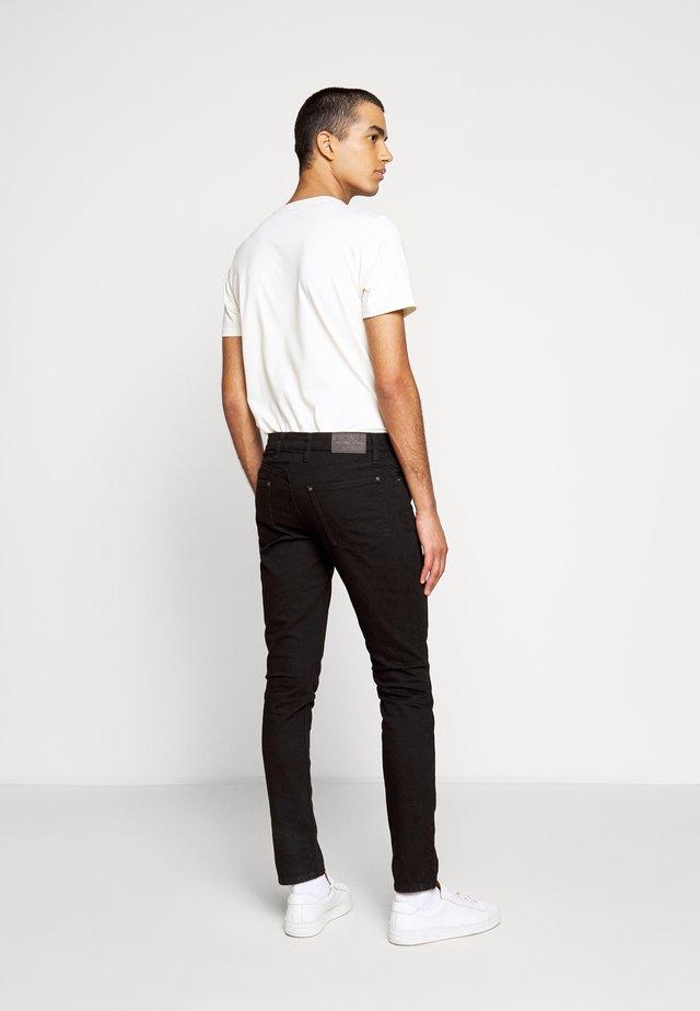 KENT - Skinny džíny - black