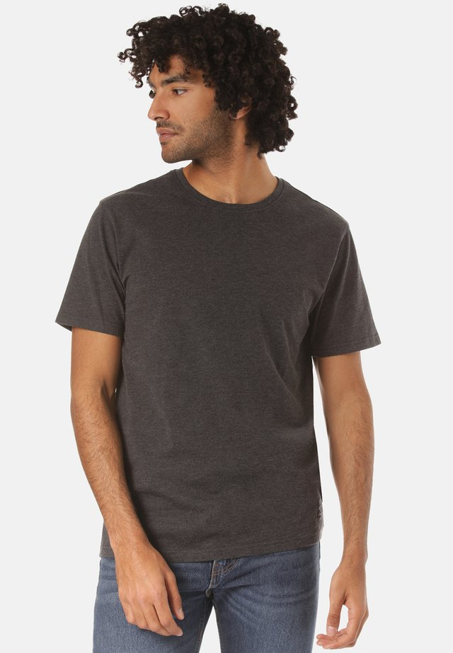T-SHIRT NIARI - Basic T-shirt - grey