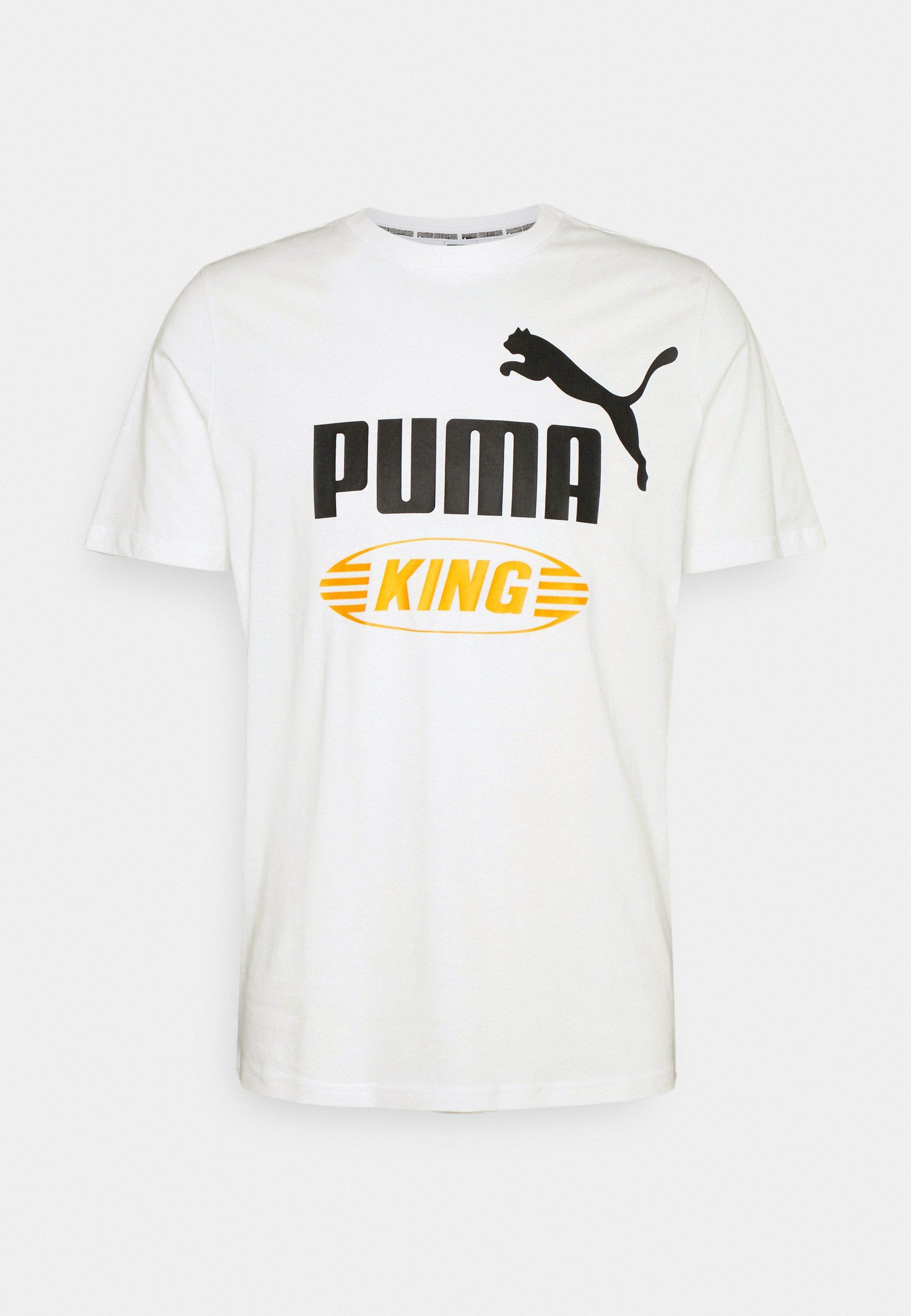 Homme KING  - T-shirt imprimé