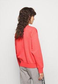Polo Ralph Lauren - LONG SLEEVE - Sweatshirt - amalfi red - 2