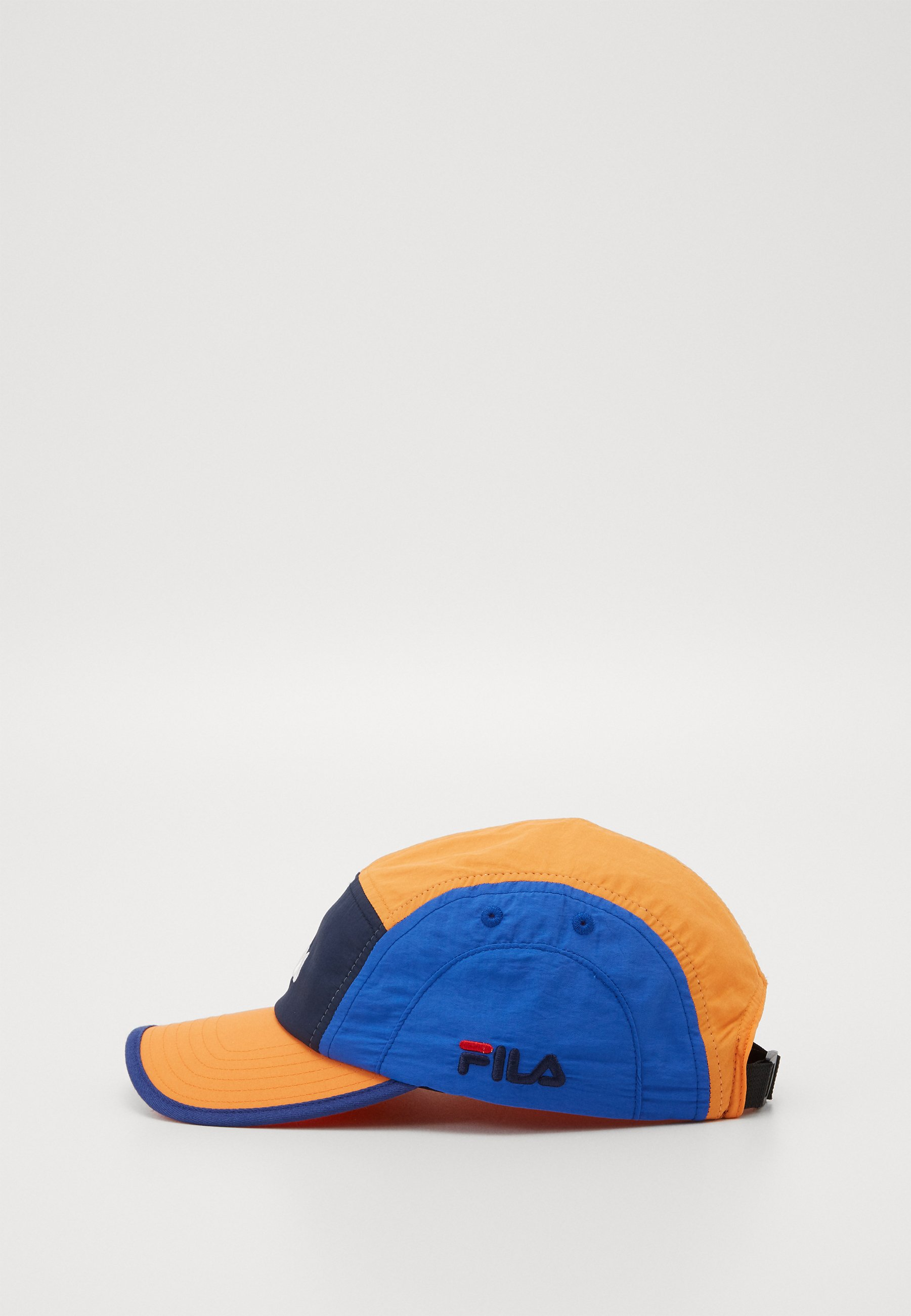 Fila RETRO TRAIL WITH LINEAR LOGO - Cap - orange popsicle/dazzling blue/black iris/oransje cr1YS83PsfpciC1
