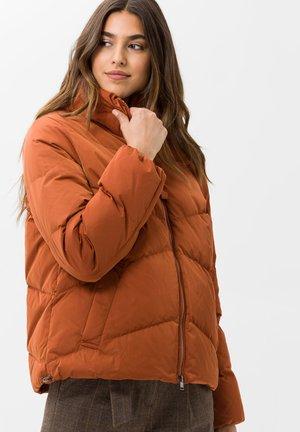 STYLE TORONTO - Down jacket - amber