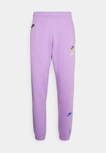 Pantalon de survêtement - violet star/violet star