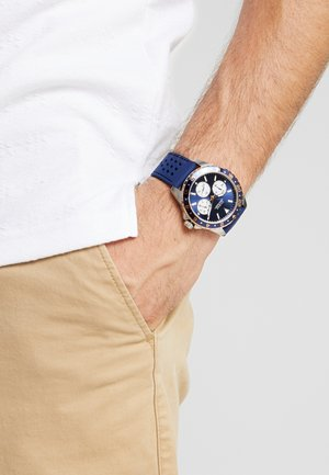 MENS SPORT - Watch - blue