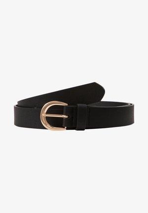 Belte - black/gold