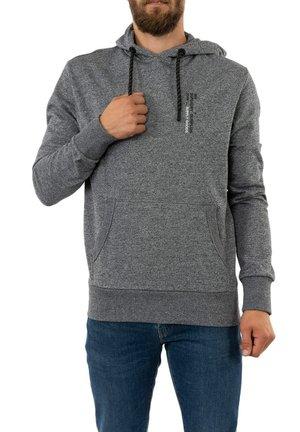 Hoodie - gris