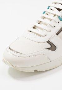 HUGO - HYBRID RUNN - Trainers - open white - 5