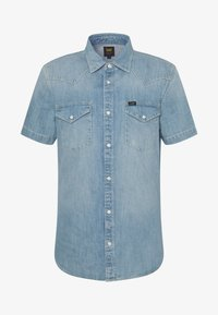 Lee - WESTERN - Chemise - frost blue - 4