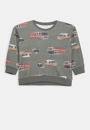 NMMBROGE - Sweater - sedona sage