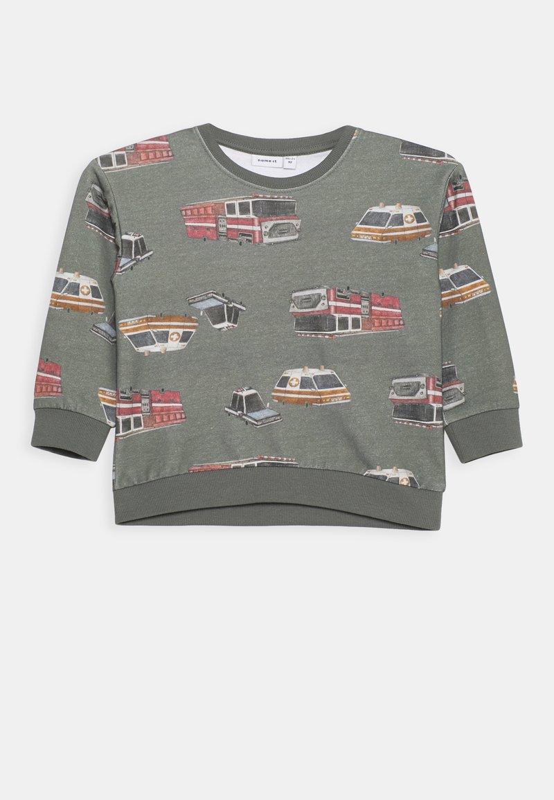 Name it - NMMBROGE - Sweatshirt - sedona sage