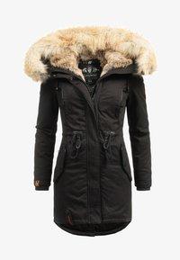 Navahoo - BOMBII - Winter coat - black - 0