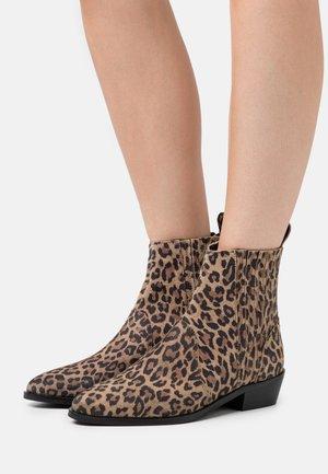 YASSALTA BOOTS - Kotníkové boty - black