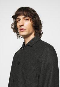 Filippa K - LOUIS JACKET - Lehká bunda - dark grey - 4