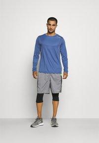 Diadora - CORE TEE - Långärmad tröja - infinity - 1