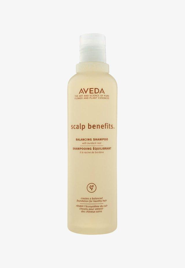 SCALP BENEFITS BALANCING SHAMPOO - Shampoing - -