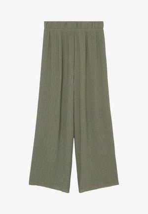JUD-A - Pantalon classique - olivengrønn