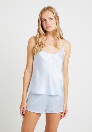 PIGIAMA CORTO SET - Pyjama - azure