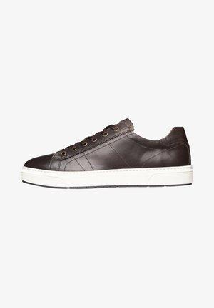 Sneakersy niskie - marrone