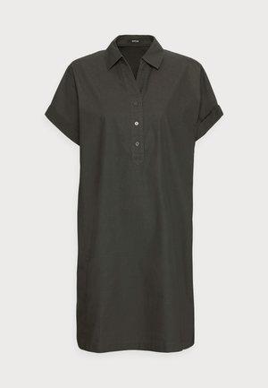 WAJONI - Košilové šaty - black oliv