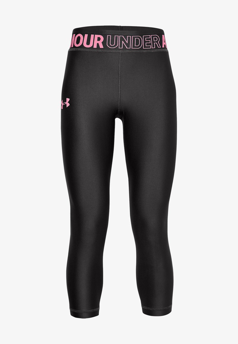 Under Armour - ANKLE CROP - Leggings - jet gray